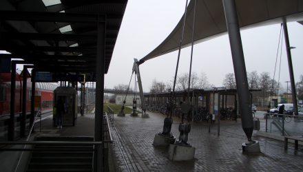 Grüner Bahnhof - Lutherstadt Wittenberg
