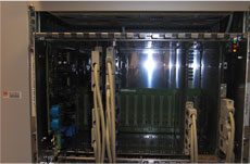 ELECTRONIC INTERLOCKING Meerane
