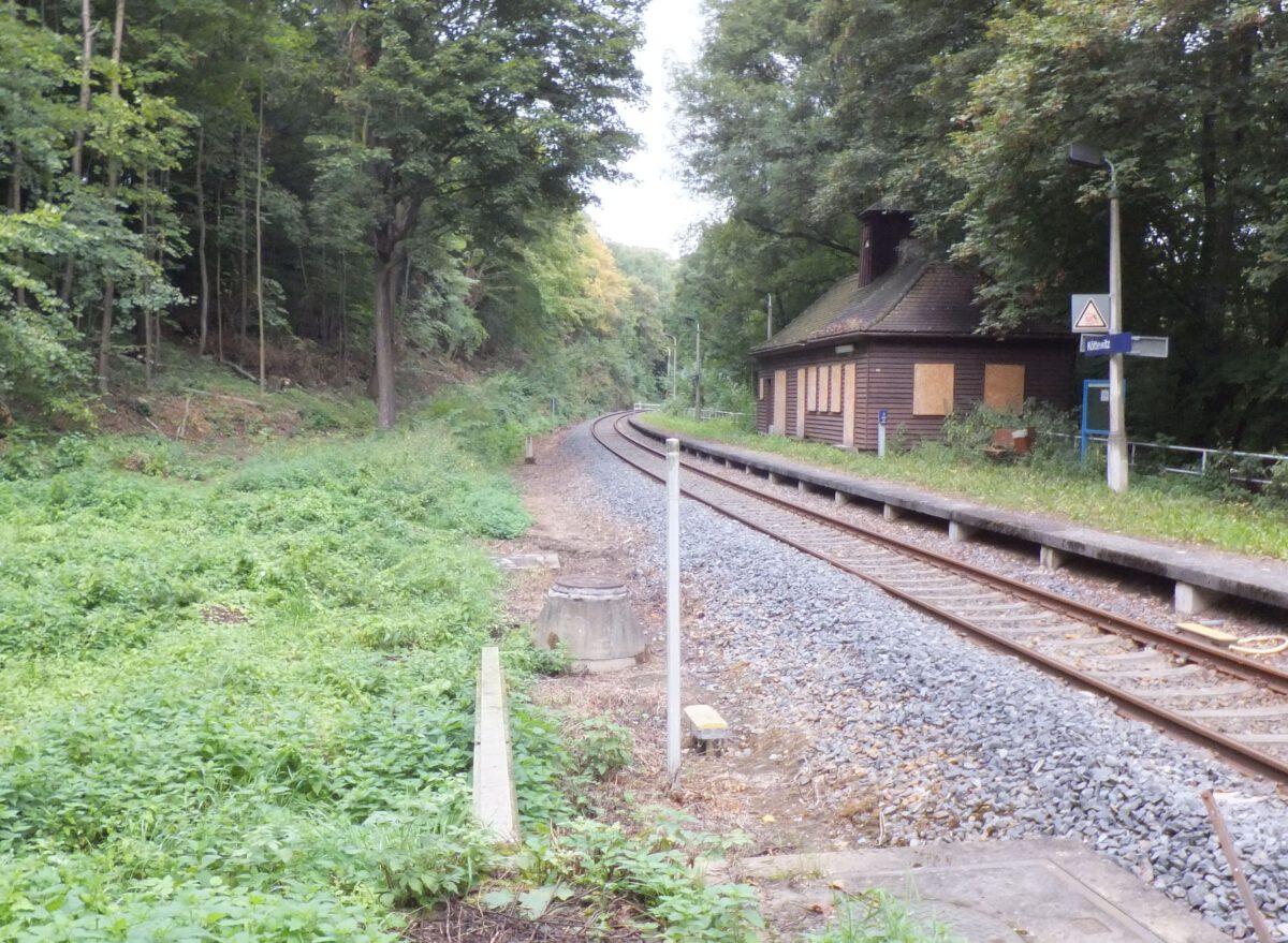 Einführung technisch unterstützter Zugleitbetrieb Strecke 6605
