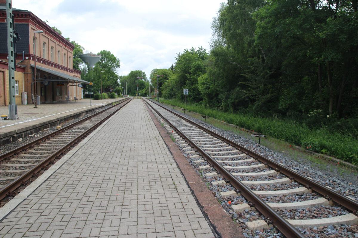 ESTW-R Klostermansfeld, BÜ 181,7